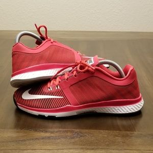 Nike Zoom Speed Training Size 8.5 Red
